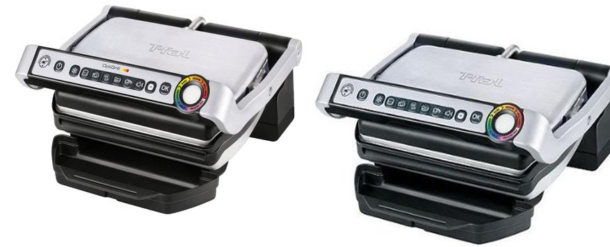 T-Fal Optigrill vs Optigrill Plus