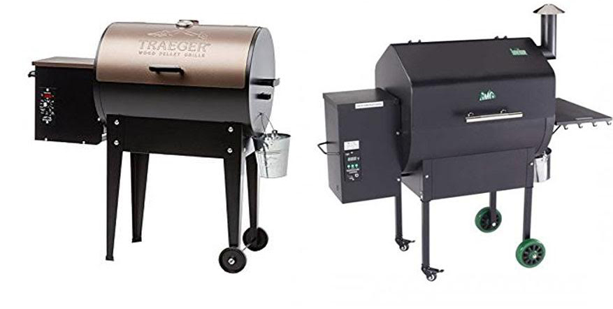 Traeger Grill vs Green Mountain