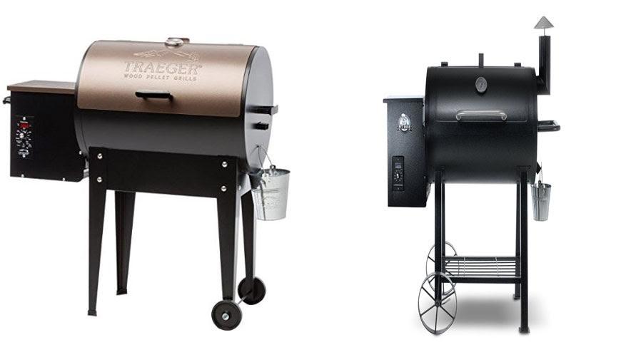 Traeger Grill vs Pit Boss Grill