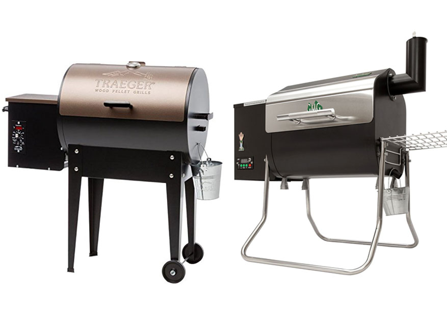 Traeger TFB29LZA vs Green Mountain Grill